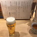 104747298 - ランチビール