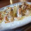 レストランろかーれ - 料理写真:エビグラタン