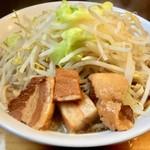 麺屋 にぼすけ - 料理写真:にぼじろう(大)800円