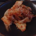河伯菜館 - キムチ