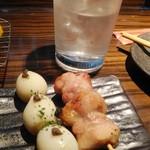 炭焼き 羅針盤 - 料理写真: