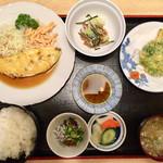 104755712 - 「納豆御膳」1500円