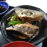 104756544 - 旬魚の煮魚です♪