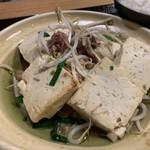 美ら花 - 豆腐チャンプルー