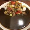 ナイル - 料理写真:彩り野菜&ひき肉カレー886円