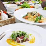 Menu dello Chef ~シェフのお任せ特別コース~