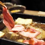 すき焼き 串焼 北斗 - 牛タン