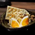 すき焼き 串焼 北斗 - 大人のポテトサラダ