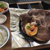 やまんうえ - 料理写真:男飯シリーズ サーロインステーキ