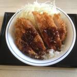 104776795 - ソースカツ丼(梅)