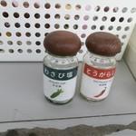 雪塩製塩所 - 辛い系の塩