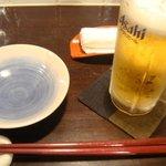 10478376 - 最初はビール♪