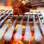 神戸旬膳K's Kitchen - 神戸牛ランプの旨味が、紀州備長炭の魔力で引き立つ!
