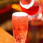 104781226 - じゃぶ飲みスパークリングワイン(ロゼ)