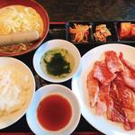 五色亭 - 料理写真: