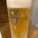 十勝酒場一心 - ビール