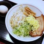 夜鳴きそば じぃ麺 - 料理写真: