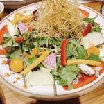 金市朗 - サラダ