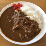 ワンポイント - 「カツカレー」730円