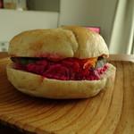 みやがわベーグル - 料理写真:ピンク