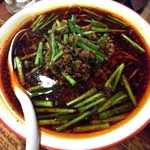 麺 酒 やまの - 料理写真:台湾ラーメン