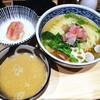 寿製麺 よしかわ - 料理写真:金目鯛のつけそば 1000円