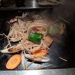 でくのぼう - 野菜焼き