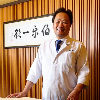 桝田兆史氏(マスダヨシチカ)─遊び心を忘れない日本料理の達人