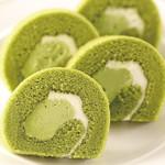 串家物語 - 抹茶のロールケーキ