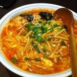 10481631 - 酸辣湯麺(スーラータンメン)