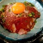 104819370 - 胡麻ブリ定食(ランチ)