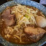ふえ木 - ふえ郎(700円)+味玉(メルマガ見たよコールで0円)