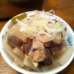 Kushikatsudengana - 塩もつ煮込み