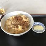 黒田屋食堂 - 料理写真:カツ丼