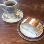 神戸にしむら珈琲店 - ケーキSet