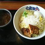 濃厚つけ麺 風雲丸 - 料理写真:味玉ゆずつけ麺