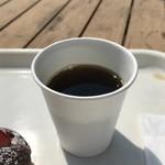 マナレイア - イートインの場合は、コーヒーサービスです!(2019.4.1)