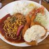 めりけん堂 - 料理写真:めりけん堂セット ¥900(税込)
