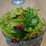 イル ソーレカリーノ - 料理写真:ランチのサラダ