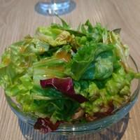 イル ソーレカリーノ-ランチのサラダ