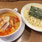 つけ麺屋 あら田 - ごまつけ麺(810円)