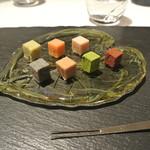 リストランテ カノフィーロ - 今日も美味しい生チョコレート