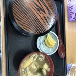 ふくし食堂 - 料理写真:カツ丼