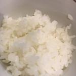 長太郎 - ご飯