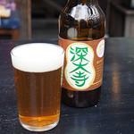 松葉茶屋 - 寺内地ビール