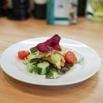 kitchen俊貴 - キャベツのマリネサラダ☆