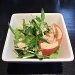 香水 -xiang shui- - 定食のサラダ