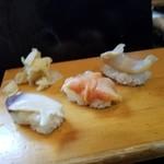 104838263 - 北寄貝、赤貝、ミル貝
