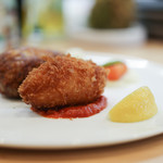 kitchen俊貴 - ズワイガニのカニクリームコロッケ☆