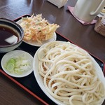 104839441 - 野菜天つきうどん(中盛り/880円)